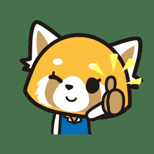 :aggretsuko: