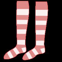 :stripedsocks: