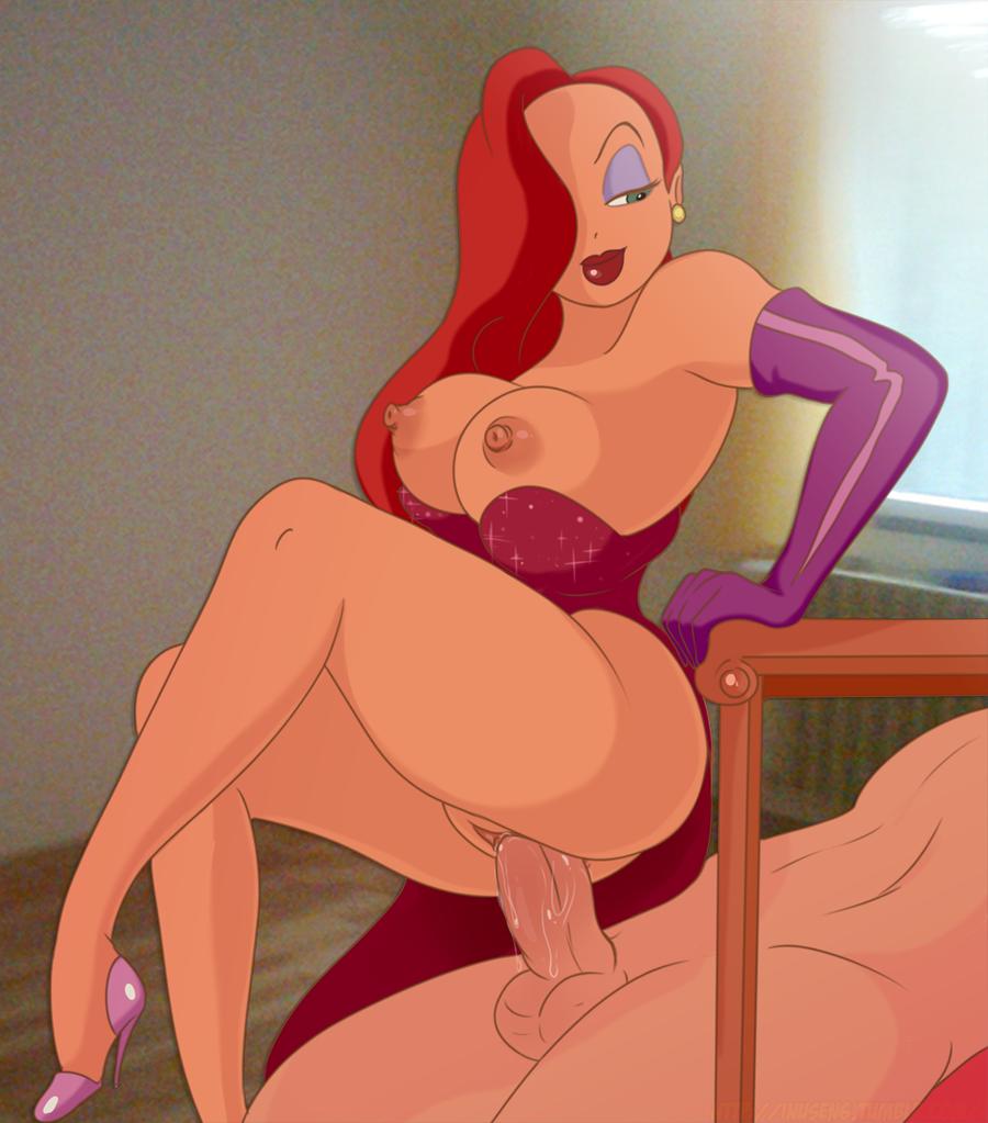 Секс Игры Джессика Рэббит