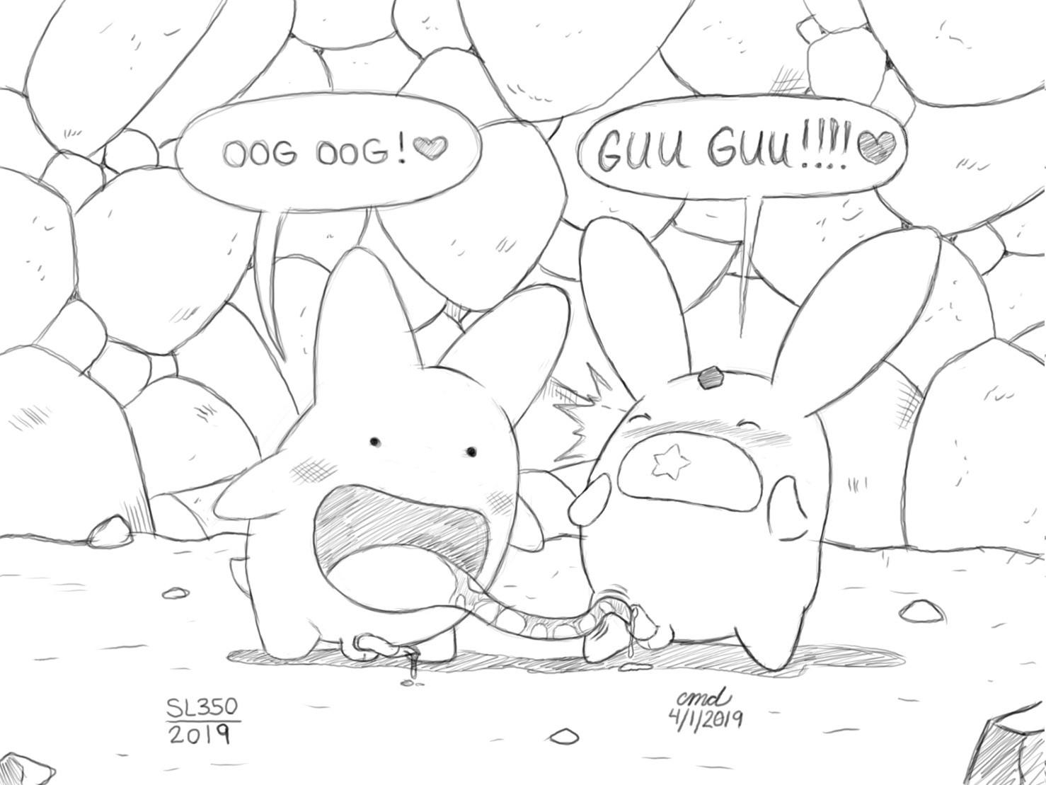 Animal Crossing Digby Porn tempanon (@tempanon@baraag) - 🔞 baraag